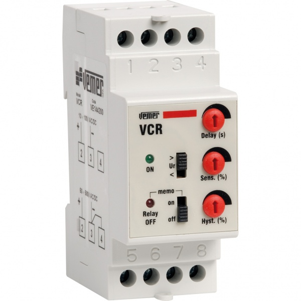 Image of VCR - Voltage Relay